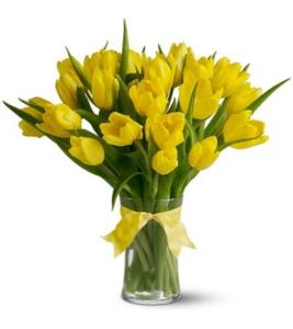 Срезанные тюльпаны. Как сохранить